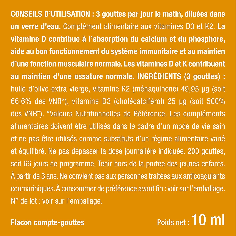 vitamine-d3-posologie
