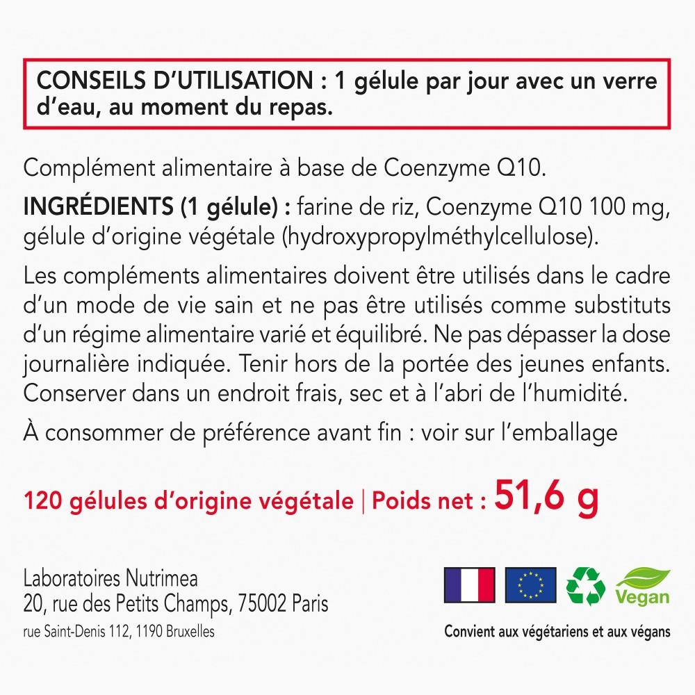 co-enzyme-q10-posologie