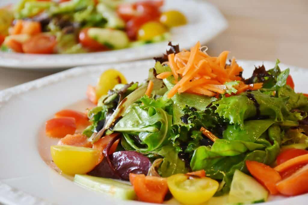 mincir-salade